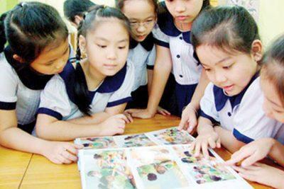 cuộc thi giao lưu tiếng việt cho học sinh dân tộc