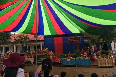 Tổ chức vui tết trung thu năm 2017 cho học sinh